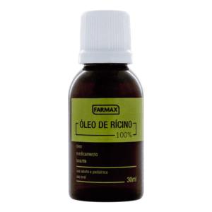 Óleo de Rícino FARMAX – 30ml