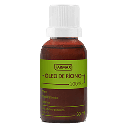 Óleo de Rícino Farmax Vegetal