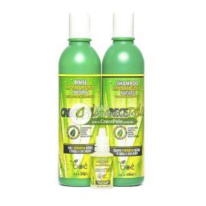 Kit Shampoo Condicionador Ampolla