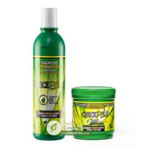 Kit: Shampoo + Mascara