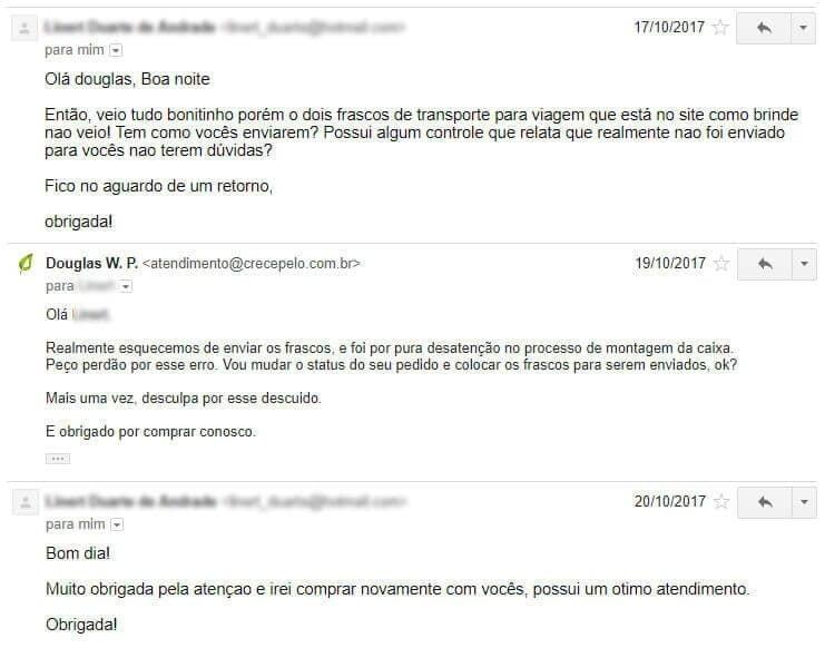 Email - CrecePelo