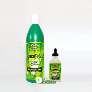 Kit Shampoo 965ml Gotero 120ml