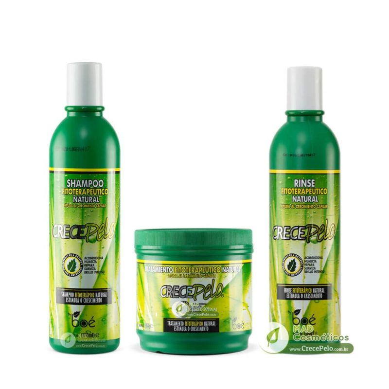 Kit Shampoo Mascara Condicionador