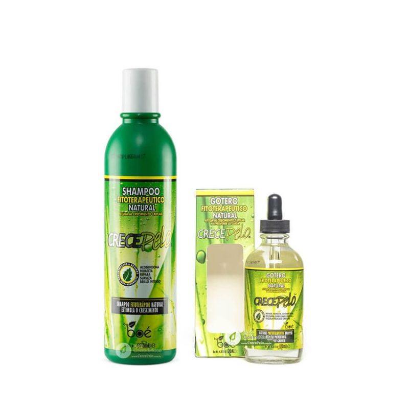 Kit Shampoo e Gotero