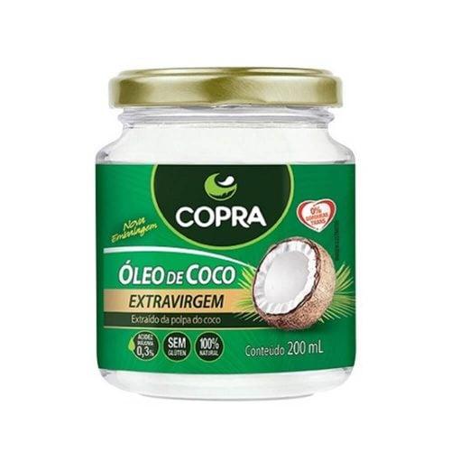 Óleo de Coco Copra 200ml