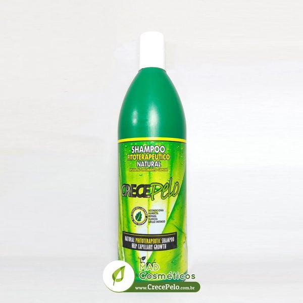 Kit: Shampoo 965ml + Gotero 120ml
