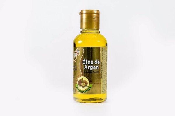 Óleo De Argan Puro 60ml
